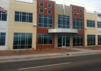 Glass For Office Building